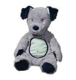 Douglas the Cuddle Toy Blue Dog Plumpie