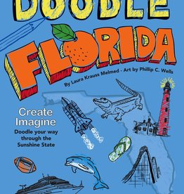 WORKMAN PUBLISHING Doodle Florida