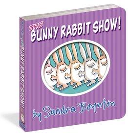 WORKMAN PUBLISHING Bunny Rabbit Show