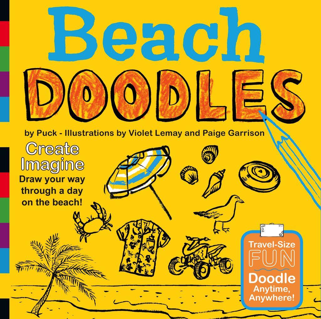 WORKMAN PUBLISHING Beach Doodles