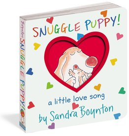 WORKMAN PUBLISHING Snuggle Puppy-Pad