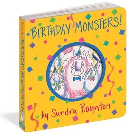 WORKMAN PUBLISHING Birthday Monsters