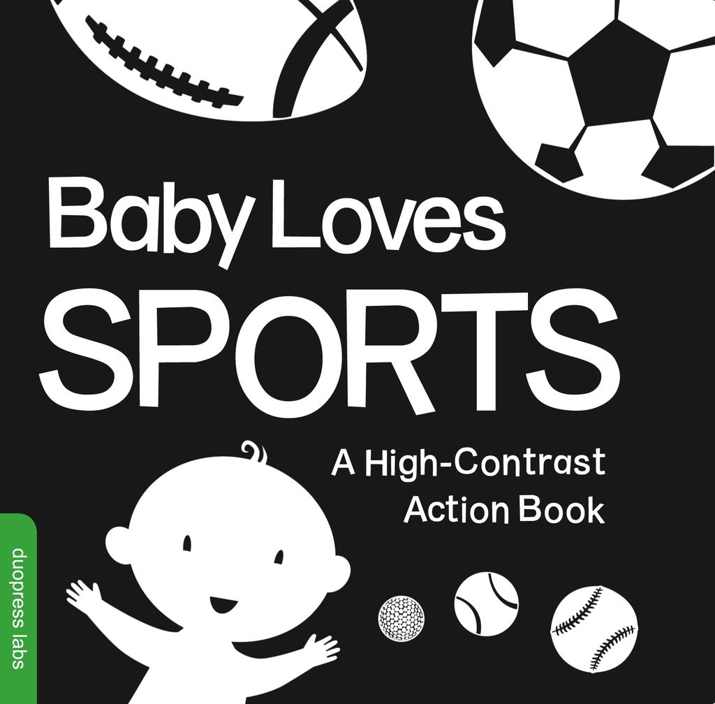 WORKMAN PUBLISHING Baby Loves Sports