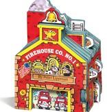 WORKMAN PUBLISHING Mini House: Firehouse