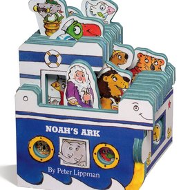 WORKMAN PUBLISHING Mini House : Noah's Ark