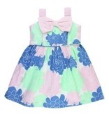 RUFFLE BUTTS Ruffle Butts Petals Fit and Flare Dress