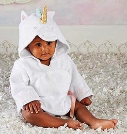 Baby Aspen Simply Enchanted Unicorn Hooded Spa Robe