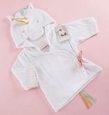 Baby Aspen Simply Enchanted Unicorn Hooded Spa Robe