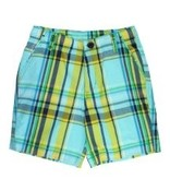 RUGGED BUTTS Ruffle Butts Tyler Plaid Shorts