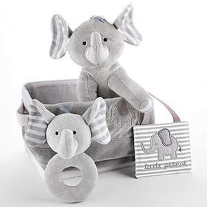 Baby Aspen Little Peanut Elephant