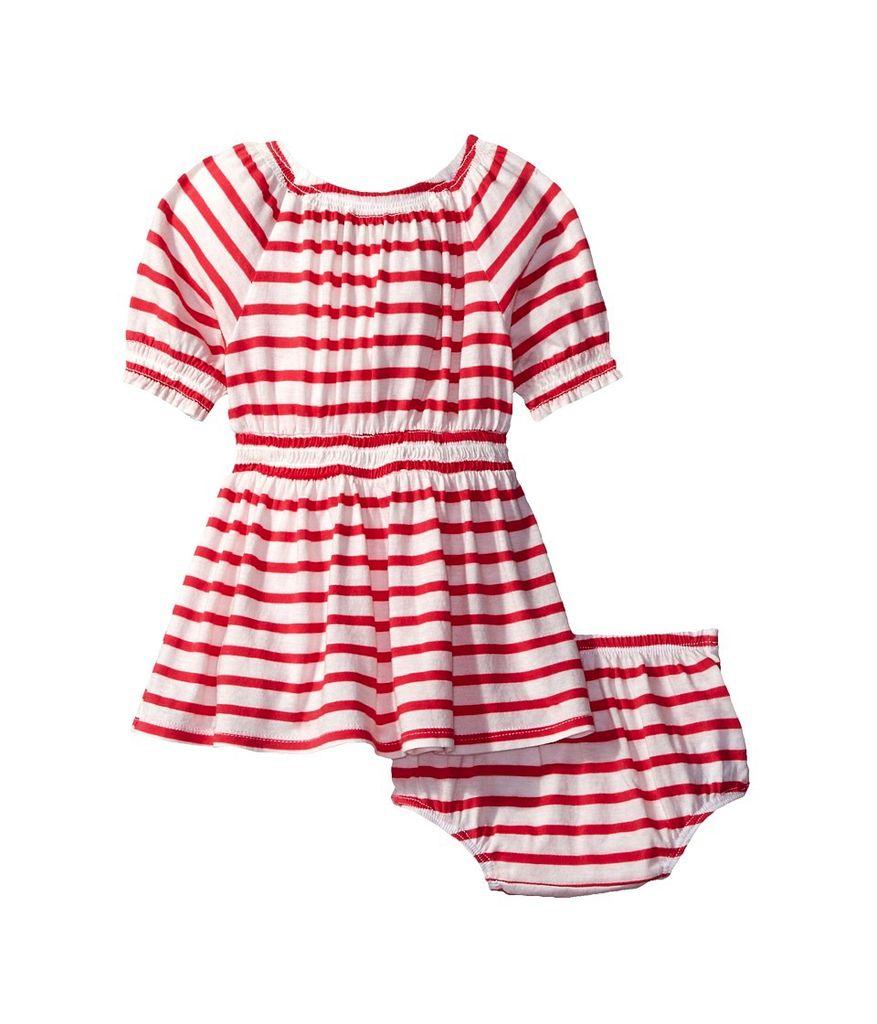 SPLENDID Off The Shoulder Stripe Dress