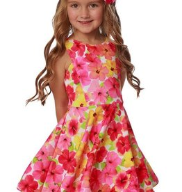 Biscotti-Kate Mack Floral Multi Dress