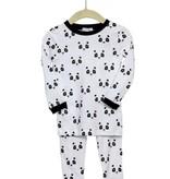 Noomie Noomie Panda Long Slevee Set