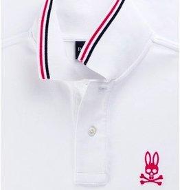 Psycho Bunny Neon Bunny Polo