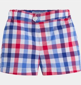 MAYORAL Mayoral Checked Shorts
