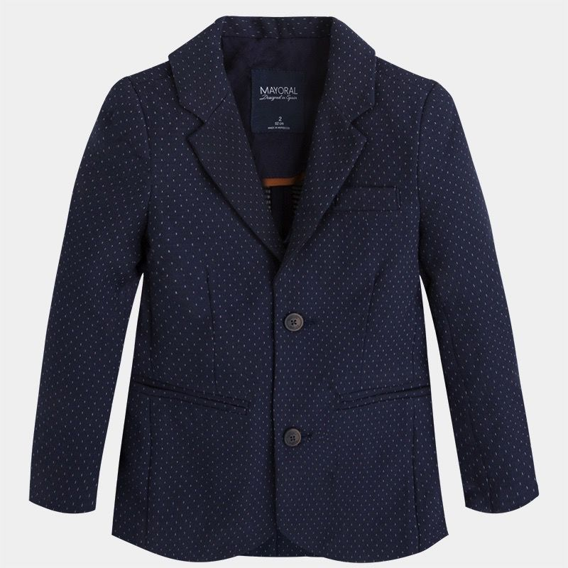 MAYORAL Mayoral Boy's Jacquard Jacket