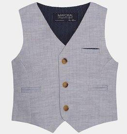 MAYORAL Linen Vest