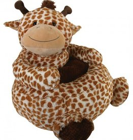 Stephan Baby Plush Giraffe Chair