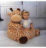 Stephan Baby Plush Giraffe Chair