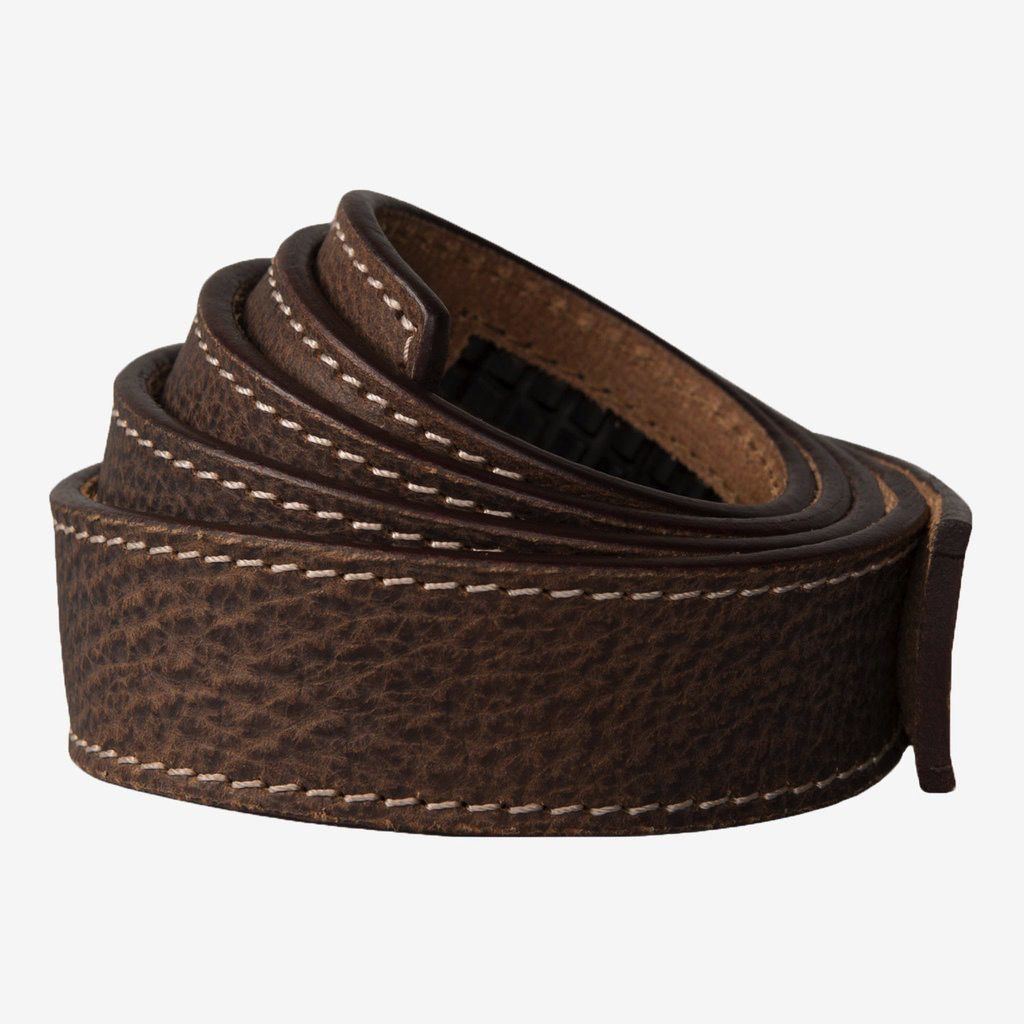 SlideBelts SlideBelts Borboun Full Grain Leather Belt