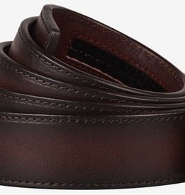 SlideBelts SlideBelts Mahogany Full Grain Leather Belt