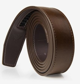 SlideBelts SlideBelts Mocha Animal Friendly Belt