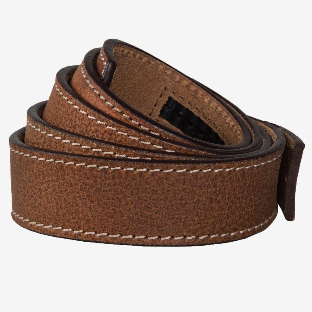 SlideBelts SlideBelts Woodland Full Grain Leather Belt