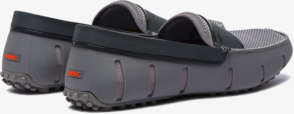 Swims Swims Gray Penny Loafer Driver