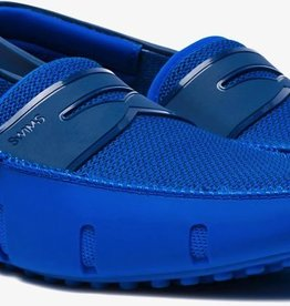 Swims Swims Blue Penny Loafer Driver