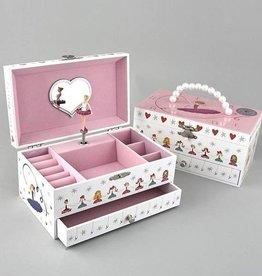 Floss & Rock Floss & Rock Ballerina Jewelry Box
