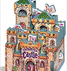 WORKMAN PUBLISHING Mini House: Enchanted Castle