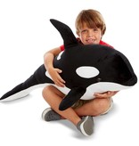 MELISSA AND DOUG Melissa and Doug Orca Plush