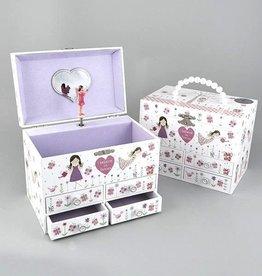 Floss & Rock Floss & Rock Fairy Blossom Jewelry Box