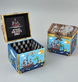 Floss & Rock Floss & Rock Pirate Treasure Box