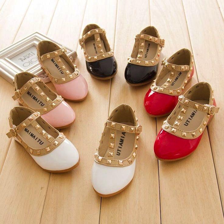 AZ Kids Boutique Rockstud Shoes