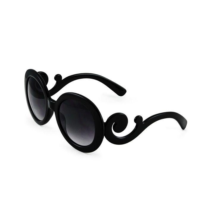 AZ Kids Boutique Baroque Swirl Sunglasses