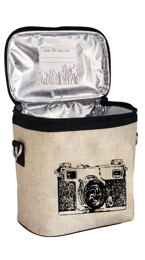 SoYoung SoYoung Raw Linen Cooler Bag