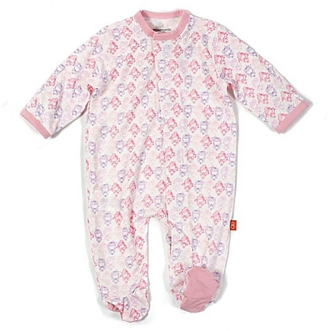 magnificent baby Magnificent Baby Magnetic Fairies Coverall