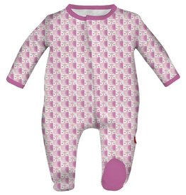 magnificent baby Magnificent Baby Magnetic Mod Owls Modal Coveralls