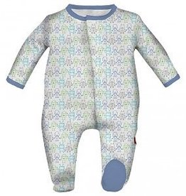 magnificent baby Magnificent Baby Magnetic Robots Modal Coverall