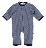 magnificent baby Magnificent Baby Magnetic Stripe Coverall