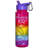 3C4G 3C4G Mermaids Are Real Water Bottle