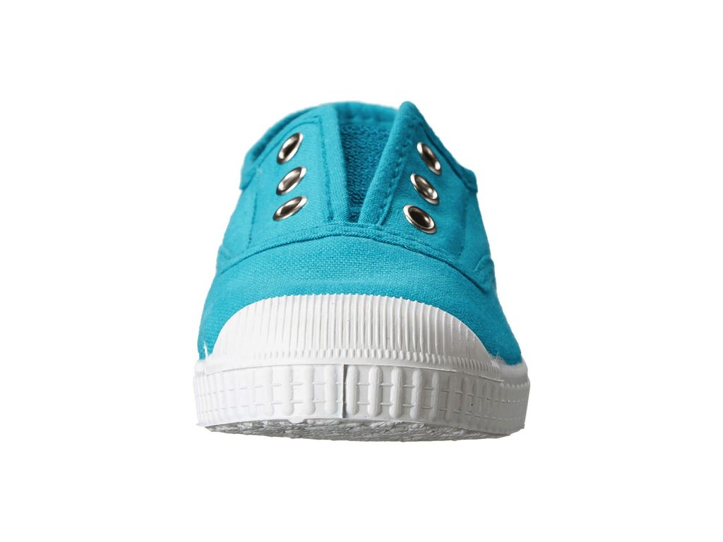 CIENTA Cienta Boy's and Girl's Canvas Laceless Sneaker