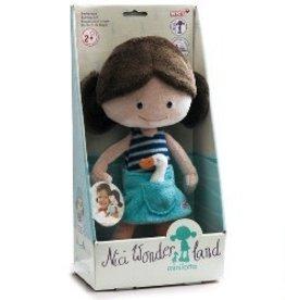 JC SALES Nici Wonderland Mini Lotta Bath Doll