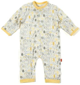 magnificent baby Magnificent Baby Magnetic Into the Woods Modal Coverall