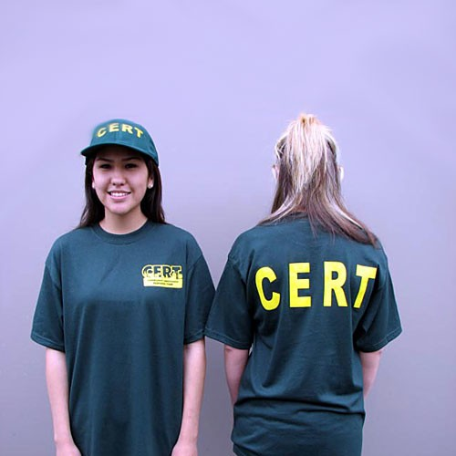 MAYDAY T-Shirt, XL, C.E.R.T.