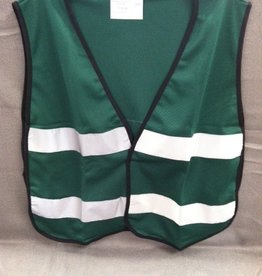 MAYDAY Vest, C.E.R.T., Green with reflect. stripes