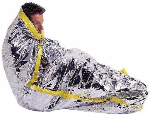 MAYDAY Sleeping Bag, Solar