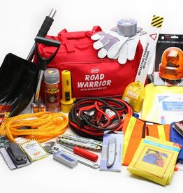 MAYDAY Emergency Kit, Road Warrior Deluxe