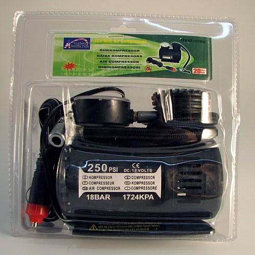 MAYDAY Compressor, Mini Air, 12V 300 PSI
